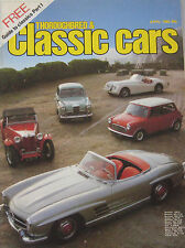 Thoroughbred & Classic Cars Magazine April 04/1982 featuring Railton, Bentley