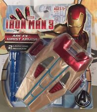Iron Man 3 Marvel ARC FX Wrist Armor 2 Launching Missiles NISB