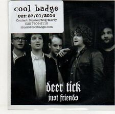 (EO966) Deer Tick, Just Friends - 2013 DJ CD