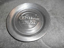 METAL PLATE - CENTRAL TRUST BY DURACAST