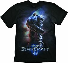 StarCraft II T-shirt Raynor M nuovo Wings of Liberty tè 2 Blizzard Jinx MEDIUM