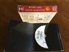 Rome 1960 : The Olympics That Changed the World by David Maraniss 2008 5 CDs