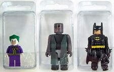 """LEGO FIgure WARS BLISTER CASE - 10 Protective Clamshell - 2.81"""" x 1.63"""" x 0.75"""""""