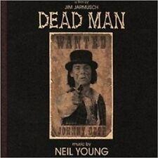 DEAD MAN SOUNDTRACK CD NEU