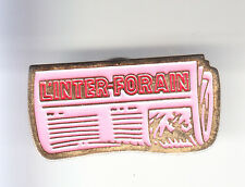 RARE PINS PIN'S .. TV RADIO PRESSE MAGAZINE JOURNAL MANEGE L'INTER FORAIN ~B4