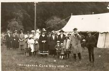 Sherborne Club Day 1924 Nr Northleach Bourton on the Water RP old pc Packer