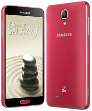 DOCOMO SAMSUNG SC-02F GALAXY J ANDROID 5.0 SMARTPHONE UNLOCKED NEW PINK PHONE