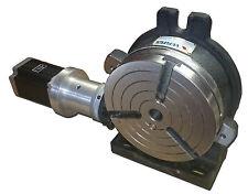 CNC  Rundtisch 4. Achse mit einem Schrittmotor 150 mm Durchmesser  Rotary table