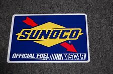 SUNOCO OFFICAL FUEL OF NASCAR AUTOMOBILE DECAL/STICKER
