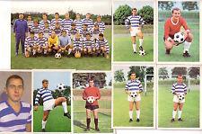 Football Football 10 collages Bergmann championnat 1965 - 1969 Meidericher sv