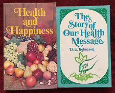 SDA Book Duo: Health and Happiness ~ The Story of Our Health Message PB