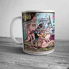 Vintage Comic Ad Amazing Sea Monkeys Advertisement Toy on NEW Coffee Mug Cup Tea