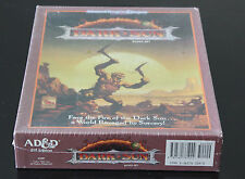AD&D -TSR- 5 DARKSUN Books--1 DRAGONLANCE Book -Shrink Wrap