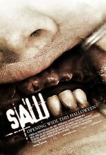 SAW 3 movie poster print (style A) JIGSAW  11 x 17 inches SAW poster