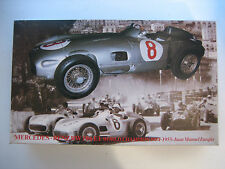 PROTAR 219 * 1/24 Mercedes Benz RW 196 F.1 World Champion 1954-55 Juan M.Fangio