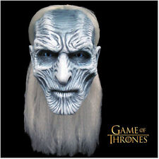 Game of Thrones White Walker Mask Winter Coming TRICK OR TREAT STUDIOS HALLOWEEN