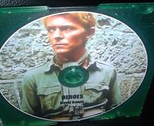 DAVID BOWIE CD - AN EXTENDED REMIX OF THE CLASSIC TRACK - HEROES! PERFECT ITEM!!