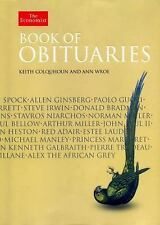The Economist: Book of Obituaries 39 by Ann Wroe and Keith Colquhoun (2008, Har…