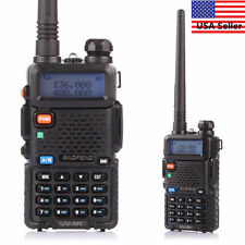 Baofeng UV-B5 Dual Band VHF/UHF Two Way FM Ham Radio + Free UV-5R Earpiece US