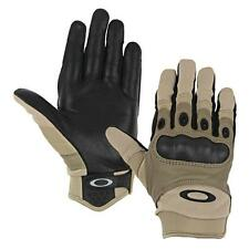 NEW! Oakley Genuine Assault Tactical Factory Pilot Glove Color New Khaki X-Small