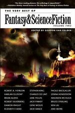 The Very Best of Fantasy & Science Fiction, Volume 2, Stephen King, Paolo Baciga