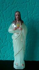Sacred Heart of Jesus Glow in the Dark Statue 6""