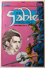 Jon Sable, Freelance #26 (Jul 1985, First Comics) (C3657)