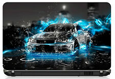"Amazing Car Laptop Skin 15.6"" - High Quality 3M Vinyl"