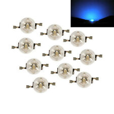 10PCS Blue Color High power Bright 0.5W SMD LED Beads Diode Bulb Light 0.5Watts