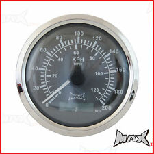 Universal 85mm GPS Analog Speedometer MPH / KPH For Ford Louisville Truck