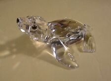 SWAROVSKI CRYSTAL Sealion / SEA LION BABY 221120 MINT BOXED smobilizzato RARA