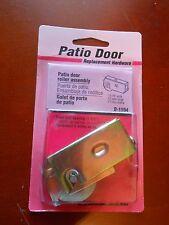 "PRIME-LINE SLIDING GLASS PATIO DOOR Steel ROLLER ASSEMBLY 1-1/2"" D-1594"