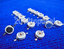 50PCS 3W High Power Red 3Watt LED Light Emitter diodes 610-630NM