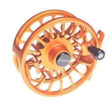 GALVAN T-3 TORQUE 3 FLY REEL BURNT ORANGE 2/3 WEIGHT ROD USA MADE FREE $100 LINE