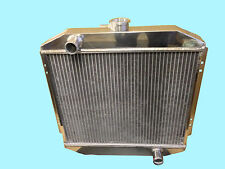 FORD CAPRI 1.6L AND 2.0L  ALUMINIUM 42MM CORE RACE QUALITY RADIATOR UK MADE.