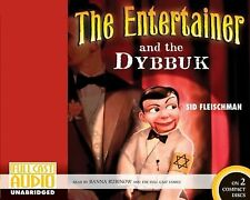 The Entertainer and the Dybbuk by Sid Fleischman (2009, CD)