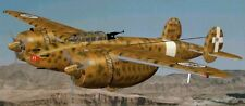 Ba-88 Lince Regia Italy Breda Airplane Wood Model Replica Large Free Shipping