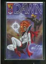 Dawn Issue 1/2 July 1996 COA Certificate Authenticity Linsner Sirus Wizard CBX1Y