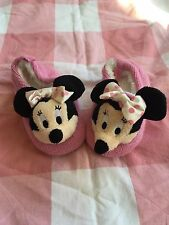 Disney Store Minnie Mouse Babies Slippers/ Shoes