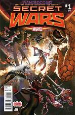 SECRET WARS #1 (of 8) MARVEL COMIC BOOK MAY 2015 ULTIMATE UNIVERSE SPIDER-MAN
