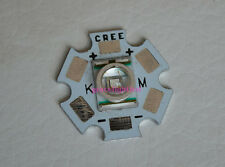 Cree XRE 7090 Q5 1W 3W High Power LED Green 520nm With 20mm Star base for DIY