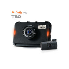 FINEVU T50 2CH 32G Car Black Box 1920 x 1080 FHD Dash Cam Camera