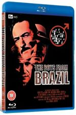 Blu Ray THE BOYS FROM BRAZIL. Gregory Peck. Brand new sealed.