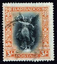 BARBADOS STAMP #150 3S  USED STAMP