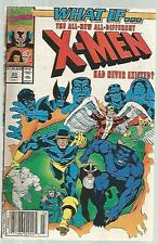 What If? #23 (March 1991) Featuring The X-Men Marvel Comics Mid Grade