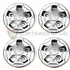 x4 FOUR Fiat Ducato 2006- Fiat Ducato Wheel centre Trims 1374671080 New GENUINE