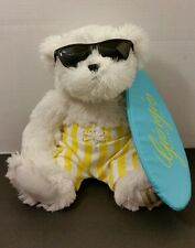 GIORGIO BEVERLY HILLS COLLECTORS SURFER TEDDY BEAR PLUSH  2OO8 NEW FREE SHIPPING