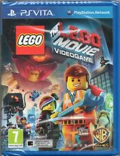 LEGO MOVIE: VIDEO GAME GAME PS Vita Sony Playstation ~ NEW / SEALED