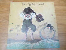 THE OYSTER BAND Lie back and think of England Pukka YOP 04 Autographed