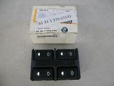 NEW OLD STOCK BMW 61311379075 POWER WINDOW SWITCH (61 31 1 379 075)